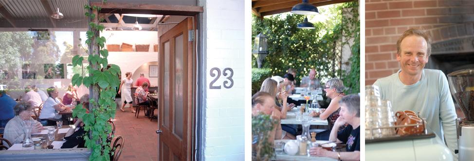 Commercial Photography - Berry Sour Dough Restaurant